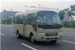 晶马JMV6601CF6客车(柴油国六7-9座)