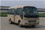 晶马JMV6603CF6客车(柴油国六10-14座)