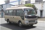晶马JMV6605CF6客车(柴油国六10-19座)