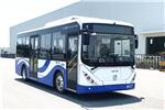 申沃SWB6868EV08G公交车(纯电动19-30座)
