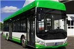 奇瑞万达WD6117FCEVG02公交车(氢燃料电池27-38座)