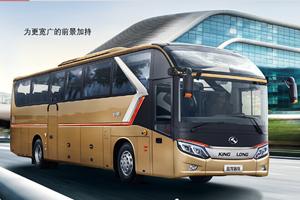 金龙龙威2代XMQ6127BY客车