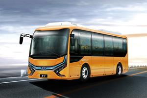 比亚迪K7公交车
