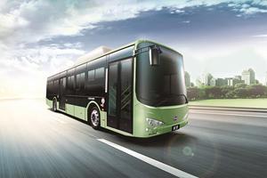 比亚迪K9公交车