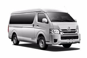 金旅海狮XML6559客车