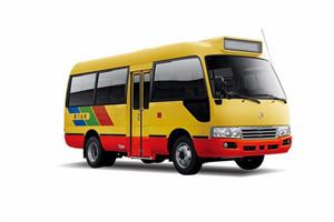 金旅考斯特XML6601公交车