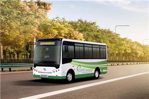 金龙XMQ6662公交车