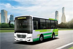 金龙XMQ6730公交车