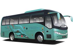 黄海DD6857客车