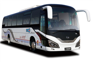 黄海DD6129客车