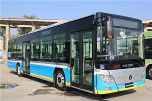 福田欧辉BJ6123公交车