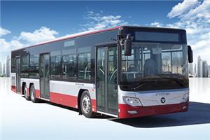 福田欧辉BJ6140公交车