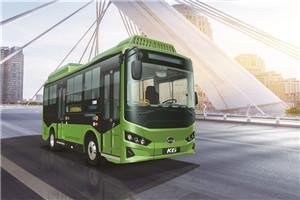 比亚迪K6公交车