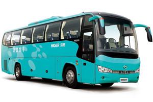 海格海威KLQ6112客车