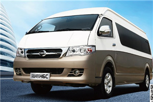 海格H6C系列KLQ6600客车