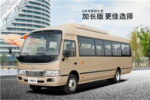 九龙EC8系列HKL6802客车