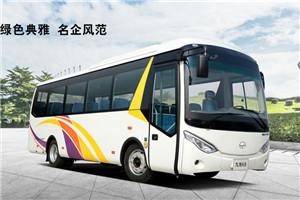 九龙K8系列HKL6801客车