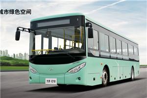 九龙E10系列HKL6100公交车
