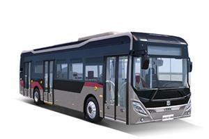 中车电动新巴客公交车
