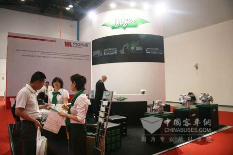 比泽尔携新品亮相北京道路运输展